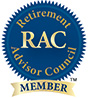 Retirement Advisor Council Award