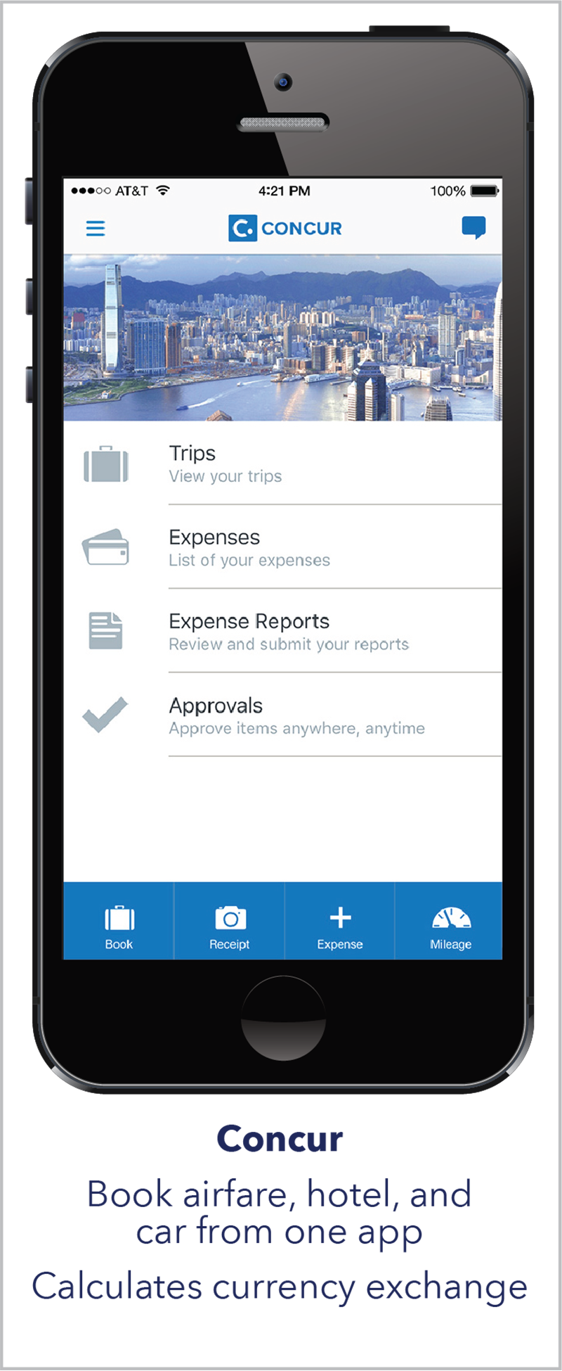 5 business expense tracker apps for small businesses