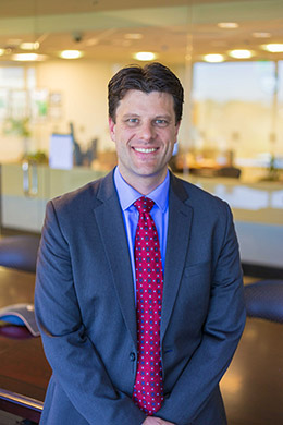 Nathan Fisher the Founder and Executive Vice President of Fisher Investments 401(k) Solutions.