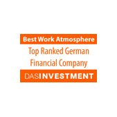 grüner fisher investments best work atmosphere in the german financial industry