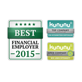 Best financial Emloyer Award