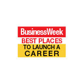 Business week Top Places to Launch a Career Award