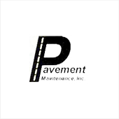 Pavement Maintenance Inc. Logo